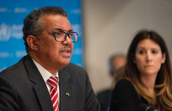 Organizzazione Mondiale della Sanità: preoccupati per l'inazione di alcuni paesi. Grati a Iran, Italia e Corea del Sud per le misure adottate