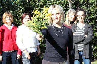 Per l'8 marzo dona una mimosa virtuale dedicata alle donne del dormitorio del Gruppo Abele