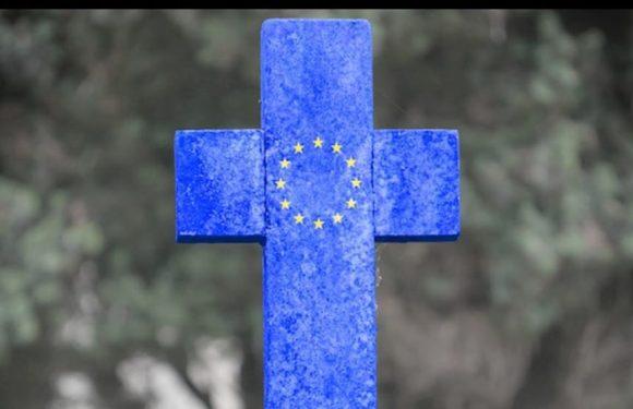 Qui l'Europa Riposa In Guerra