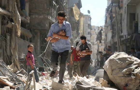 Siria: 10 anni di guerra, 384mila morti e 11milioni di profughi