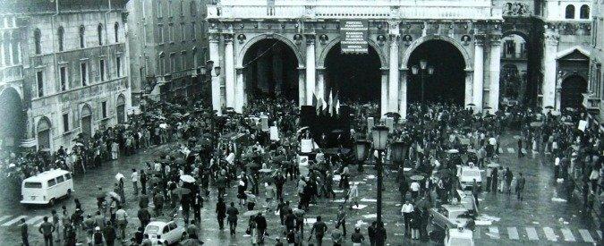 """""""46 anni fa la strage di Piazza della Loggia, un gravissimo colpo alla democrazia"""""""
