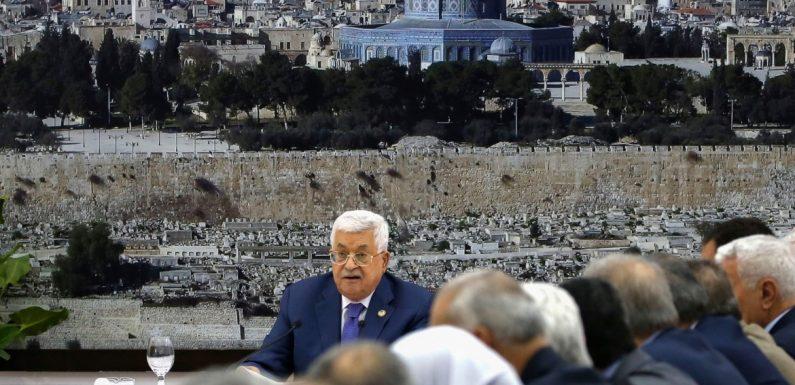 Annuncio Abu Mazen: minaccia o decisione?