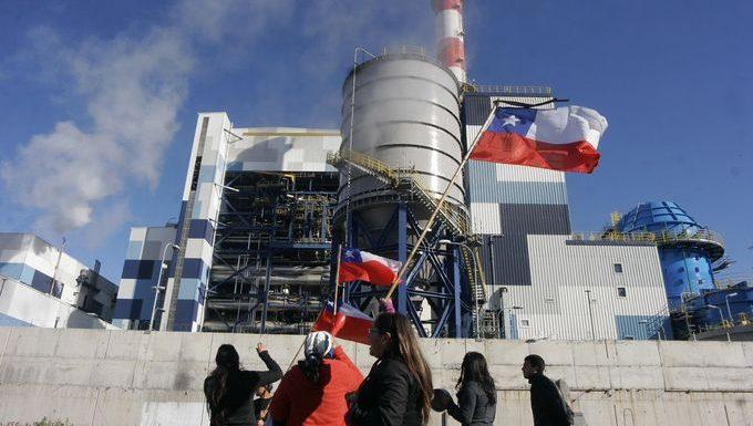 Enel disinveste dal carbone anche in Cile. Annunciata la chiusura della centrale di Bocamina