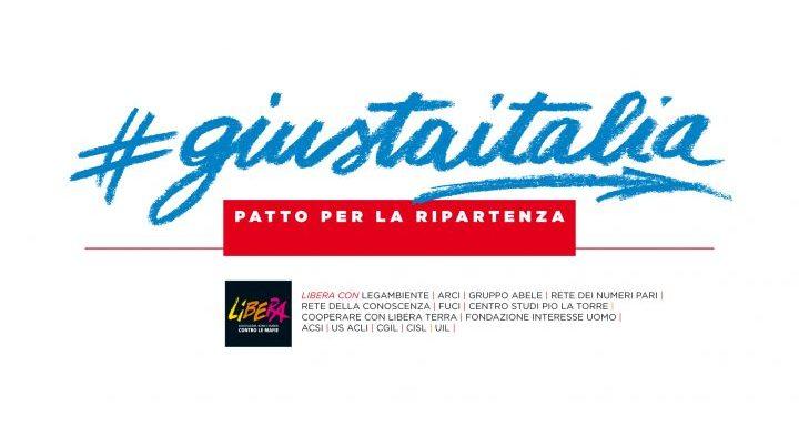 #GiustaItalia. Diciotto proposte perché la ripartenza non lasci indietro nessuno
