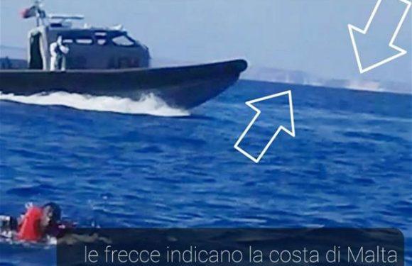 Il dramma dei migranti respinti da Malta verso Libia e Italia