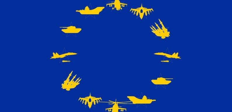 Prima le persone o le spese militari? L'Unione europea deve scegliere, lobby permettendo