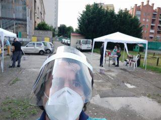 Riapre a Torino il Drop-in del Gruppo Abele, un luogo per gettare la maschera