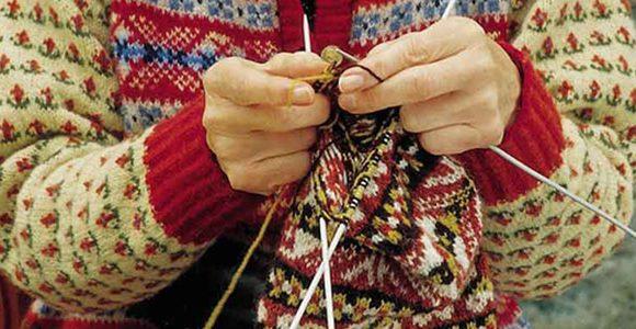 Storia di un maglione fatto a mano
