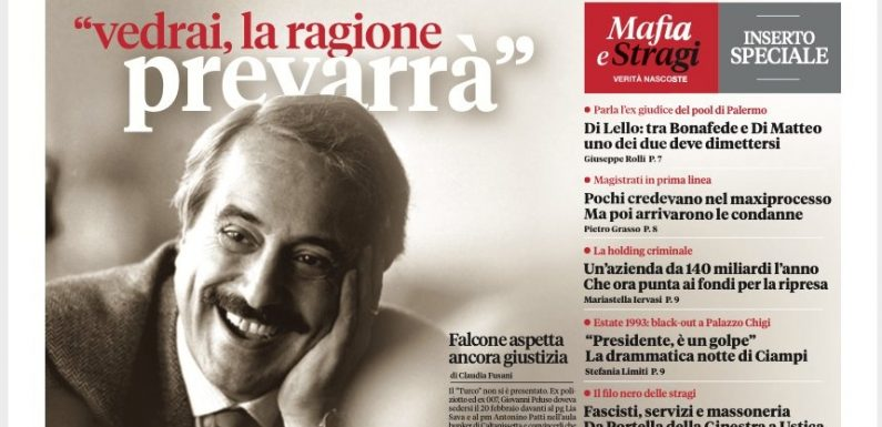 Un'ora d'aria all'anno per il quotidiano di Gramsci.