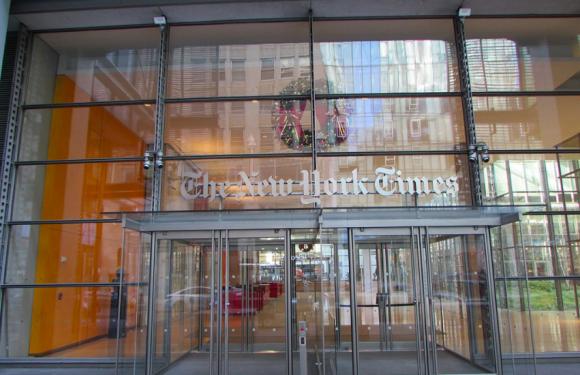 """Cosa succede se il New York Times pubblica un """"commento fascista"""""""