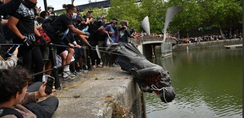 Da Bristol a Bruxelles, la rimozione delle statue come atto politico