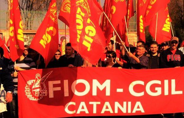 """FIOM ST: """"Fate un passo indietro. La CGIL di Catania va commissariata"""""""