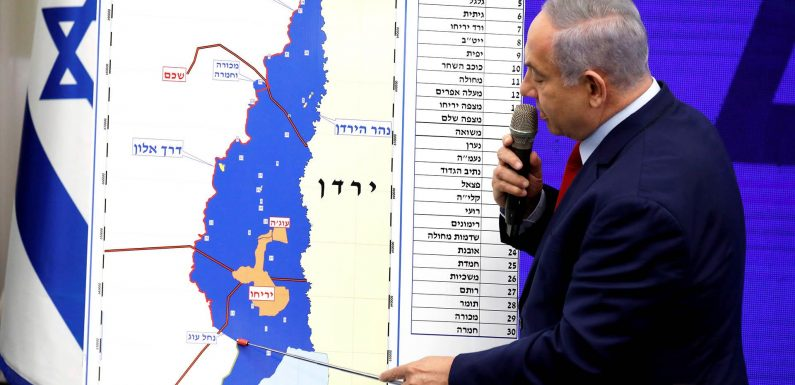 """Israele e l'annessione illegale della Cisgiordania: """"È la fine di qualsiasi soluzione di pace"""""""