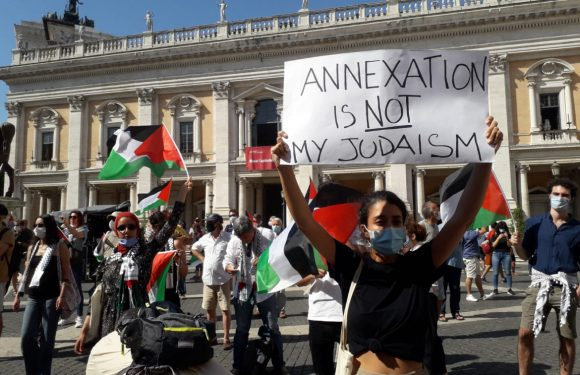 La Palestina non è più in vendita!