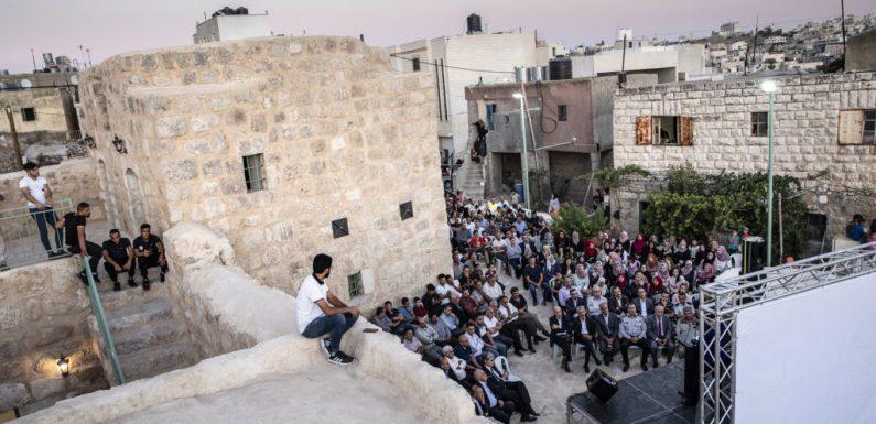 L'architettura sociale custodisce e riadatta le tracce della Palestina