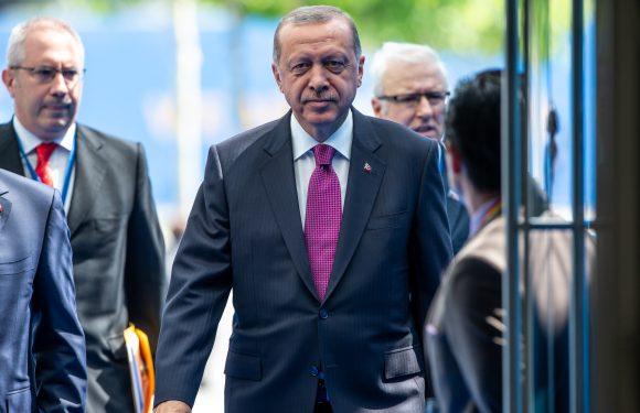L'Italia continua ad armare Erdogan