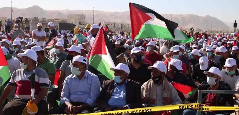 No all'annessione, si allo Stato Palestinese!