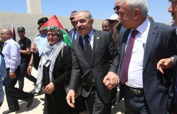 Pronti a proclamare lo Stato di Palestina!