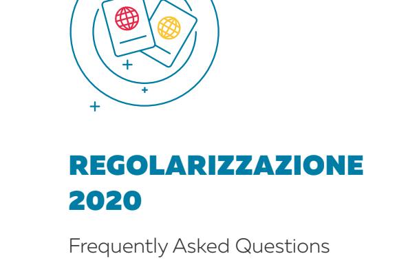 Regolarizzazione 2020: abbiamo aggiornato le nostre F.A.Q.