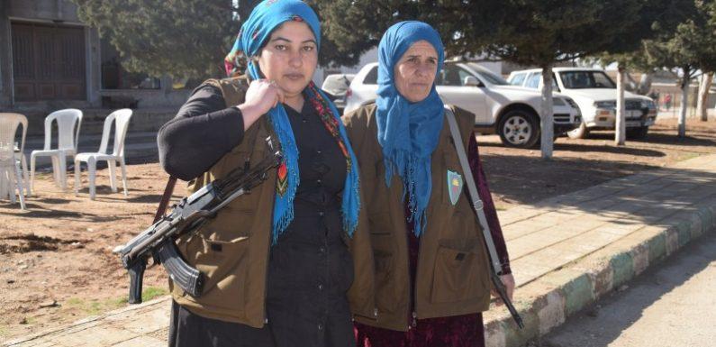 Senza la polizia. Lezioni dal Rojava
