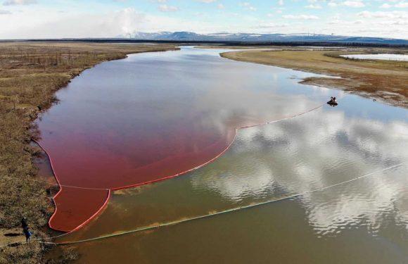 Siberia, 20 mila tonnellate di gasolio fuoriuscite da una centrale si dirigono verso il Mar Glaciale Artico