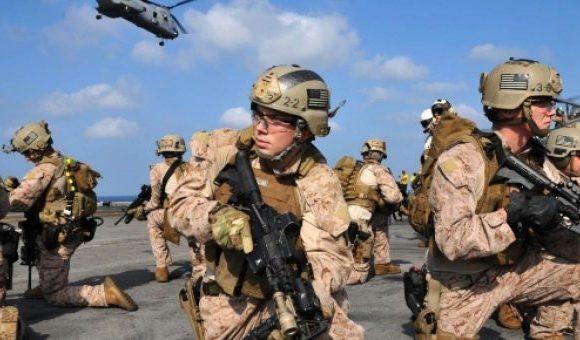 E i Marines Usa si esercitano alle guerre con il MUOS di Niscemi