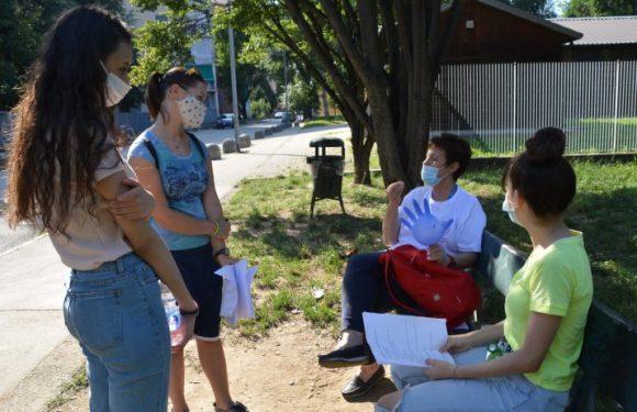 Educativa di strada in festa, tra tornei, giochi e prevenzione anti-Covid
