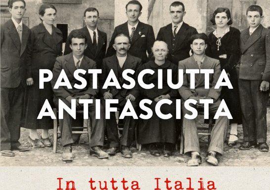 """Il 25 luglio, in tutta Italia, la """"Pastasciutta antifascista"""""""