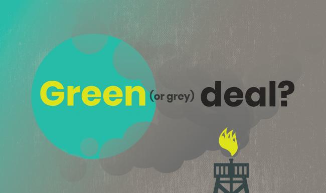 Le impronte delle multinazionali fossili sul Green Deal europeo