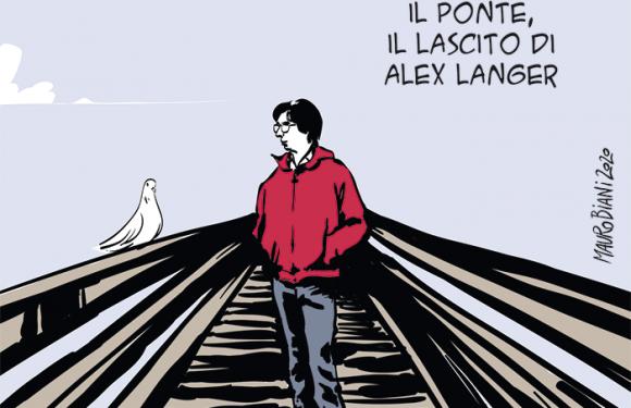 Lentius, Profundius, Suavius. Alex Langer