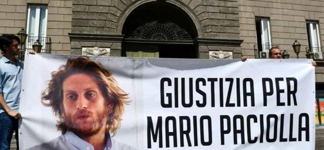 Perché ai media non interessa Mario Paciolla?