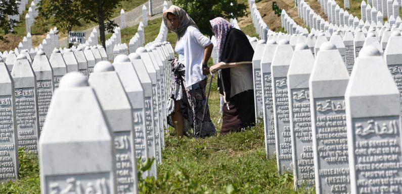 Srebrenica, non basta la memoria!