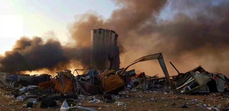Beirut città devastata. Decine i morti