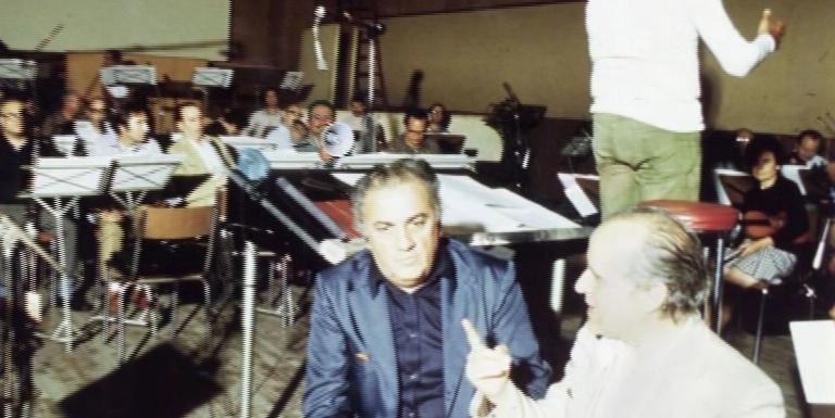 I mestieri del cinema. La colonna musicale e Fellini