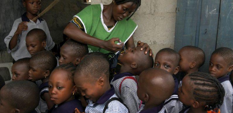 L'Africa è libera dalla polio!