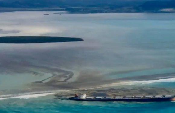 Mille tonnellate di carburante nelle acque delle Mauritius: si teme la catastrofe ecologica
