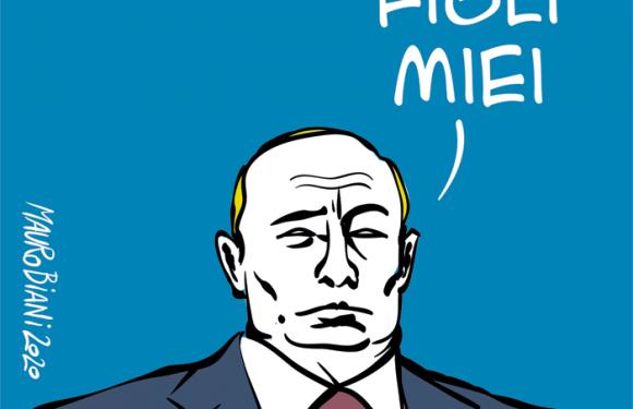 Putin, vaccino