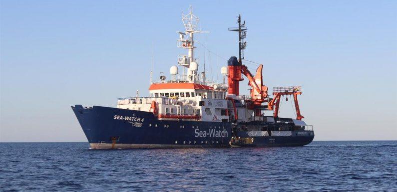 """Fermo per la Sea-Watch4: """"Il gioco sporco dell'Italia per fermare le navi umanitarie"""""""