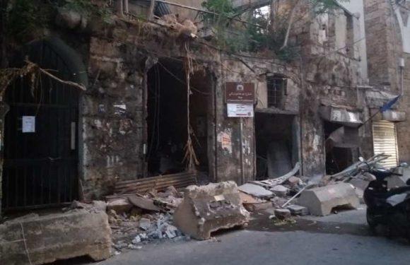 In piazza a Beirut, tra macerie e corruzione, il futuro è ancora incerto