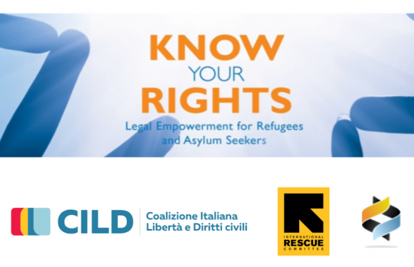 Know Your Rights riparte online
