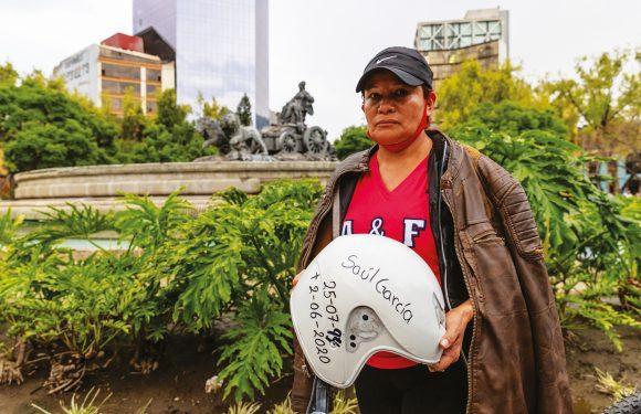 La lotta per la sopravvivenza dei riders di Città del Messico