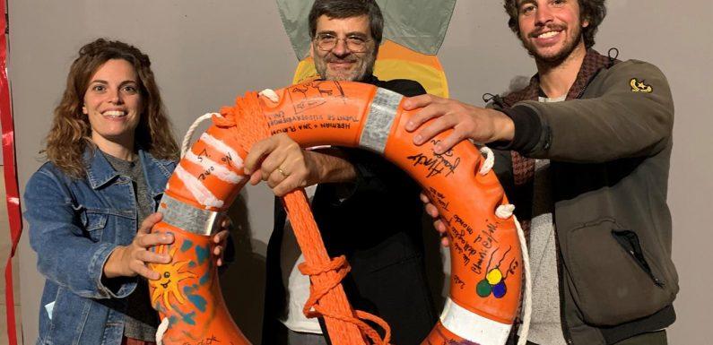 Le Sardine a sostegno di RESQ per mettere in mare una nuova nave umanitaria
