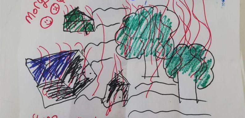 Moria, Sos Children's Villages: «L'Ue si assuma le sue responsabilità»