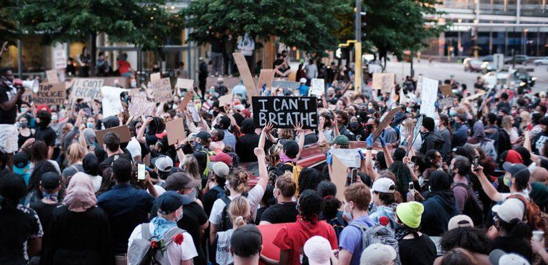 Usa, la maggior parte delle proteste contro la violenza della polizia sono pacifiche. A dispetto della narrazione di Trump