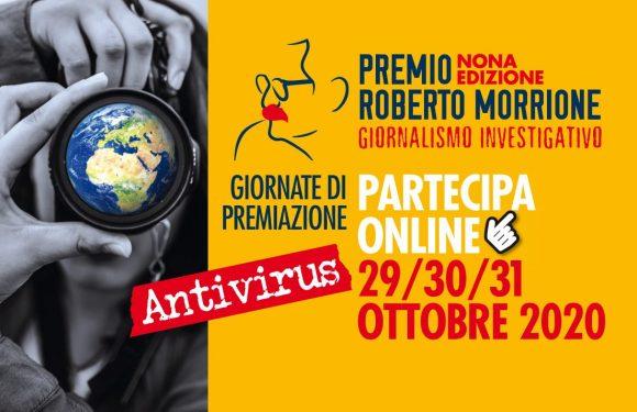 Antivirus. Giornalismo e emergenza Covid