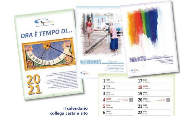 Calendario Pax Christi 2021