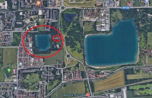Il lago Gabbana rischia di sparire per lasciare (forse) spazio a un parco