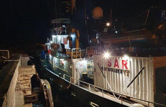 Il Mediterraneo ancora privo di navi della società civile
