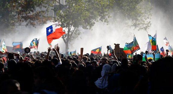 La newsletter sul referendum costituzionale che può cambiare il Cile