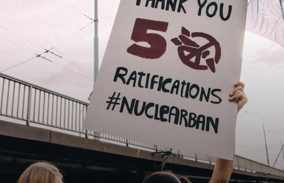Le armi nucleari sono illegali: il Trattato Onu entra in vigore!